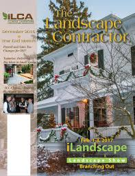 pizzo native plant nursery the landscape contractor magazine december 2016 digital edition by