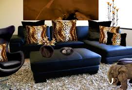 Leopard Chaise Lounge Bedroom Lovable Leopard Print Sofa Living Room Contemporary