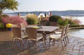 Biscayne Patio Furniture by Panama Jack Key Biscayne 9 Piece Dining Set U0026 Reviews Wayfair