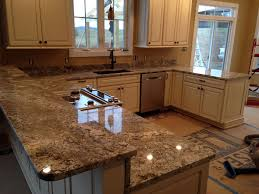 Kitchen Island Granite Countertop Granite Countertop Kitchen Cabinets Az Photos Of Backsplash