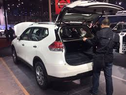 nissan hybrid 2016 auto expo 2016 nissan unveils x trail hybrid promises gt r for
