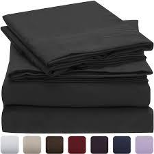 highest rated sheets amazon com mellanni bed sheet set highest quality brushed