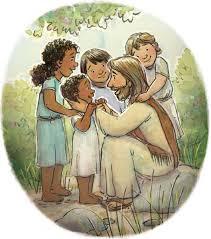 top 86 jesus children clip art best clipart blog