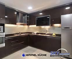kã che modern design singapore kitchen design modern house interior design