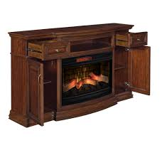 chimney free tv stand for tvs up to 70