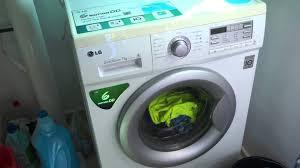 singapore washing machine lg 7kg motion dd full cycle part 1