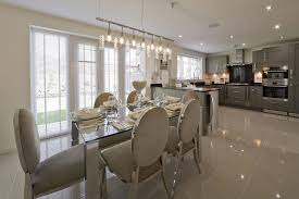 show homes interiors ideas grey silver kitchen wimpey show home kitchen kitchen