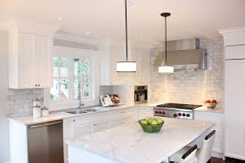 carrara marble subway tile kitchen backsplash carrara marble backsplash kitchen traditional with counter stools