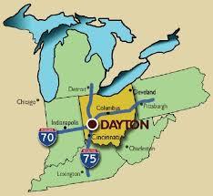dayton map 2017 international trails symposium travel guide
