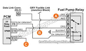 part 1 1994 fuel pump circuit tests gm 4 3l 5 0l 5 7l