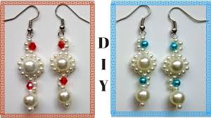 beginner earrings beading earrings tutorial for beginners 10 minutes diy earrings