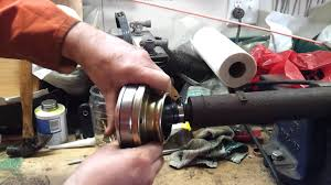Cv Boot Leaking by Bad 2002 Jeep Liberty Front Drive Shaft New Cv Joint Youtube