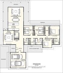 Contemporary Home Plans And Designs 76 Best L Shape House Plans Images On Pinterest House Design