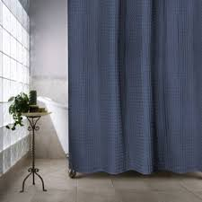 Navy And Grey Curtains Buy Navy Blue Curtain From Bed Bath Beyond