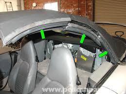 bmw 3 series convertible roof problems porsche 911 common convertible top problem repair 996