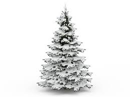snowy pine tree 3d model 3ds max files free modeling
