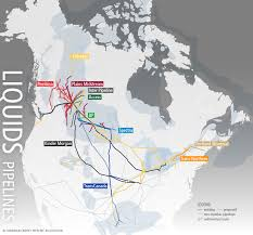 Map Of Canada And Us Energy Acquisitions Canadian Oil And Gas Sector On Fire Seeking