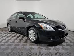 nissan altima coupe accessories 2012 used 2012 nissan altima 2 5 sl 4d sedan in orlando zp132447