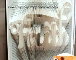 book folding pattern for a bride and groom from patternsforpages