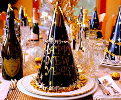 New Years Table Decorations 7 Frugal Ways To Decorate For New Years Eve
