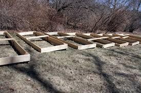 skippy u0027s vegetable garden leveling my new raised beds