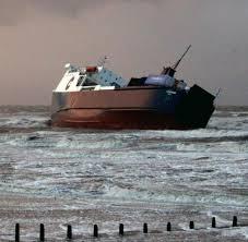 Bsh Baden Und Meer Orkantief Sturmflut Und Verletzte An Der Nordseeküste Welt