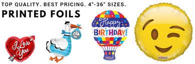 wholesale balloons printed foil mylar wholesale balloons creative balloons