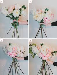 diy bouquet diy silk flower bouquet with afloral green wedding shoes