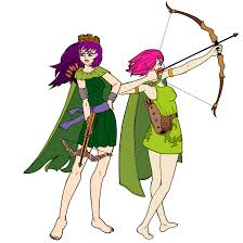 clash of clans archer queen image gallery of archer queen drawing