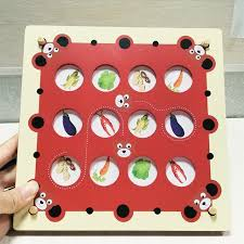 aliexpress com buy baby wooden memory game blocks find the
