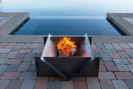 Wood Burning Firepit Stahl Firepit Stahl Firepit