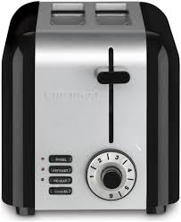 Cuisinart 4 Slice Toaster Review Classic 2 Slice Toaster With Bagel Function From Cuisinart Home