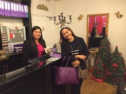 Front Desk Officer With Tania The Hotel Front Desk Officer Upon Check In Adele And