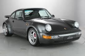 porsche slate grey 1994 porsche 911 964 turbo 3 6 x88 classic driver market