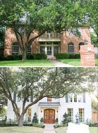 Before And Afters Clients Paint by Curb Appeal And Landscaping Ideas From Fixer Upper House
