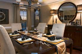 Window Treatments For Dining Room Home Decor Dining Roomindow Treatments Modern Interior Design