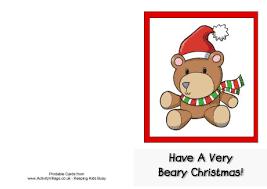 christmas card printable printable cards