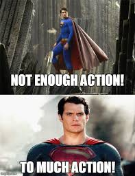 Man Of Steel Meme - fanboys be like imgflip
