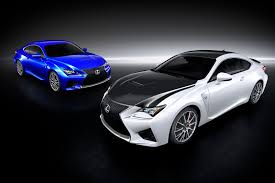 2015 lexus rc debuts at world debuts of the lexus rc f sport and rc gt3 concept at the