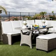 Las Vegas Outdoor Furniture by Furniture Of America Wisheka 3pc Outdoor Patio Set Las Vegas