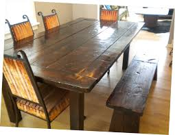 rustic dining room tables and chairs 27 dark wooden rustic dining table and chairs style home 2018