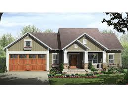 craftsman home plan plan 001h 0124 great house design