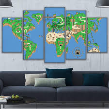 Super Cheap Home Decor Online Get Cheap Super Mario Art Aliexpress Com Alibaba Group