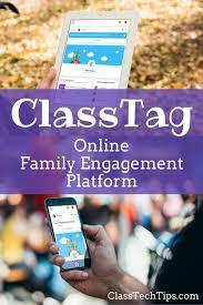 online class platform classtag online family engagement platform class tech tips