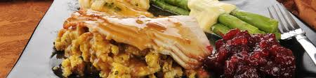 thanksgiving dinners local city restaurants offer delicious