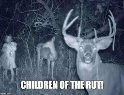 Deer Hunting Memes - children of the rut imgflip
