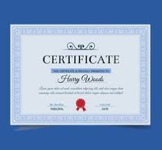 10 great looking certificate templates for all occasions