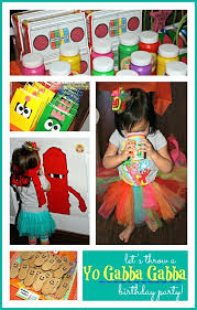 party supplies cheap yo gabba party supplies cheap a birthday on budget collage party