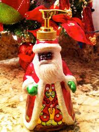about the black santa claus 2 0