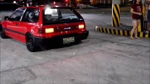 honda civic philippines efum midnight grind 2 honda ef philippines youtube